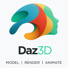 DAZ studio - Best free 3D animation software