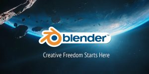 Blender - best free 3D animation software