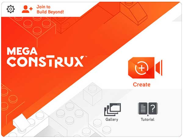 Mega Construx™ Stop Motion Builder app