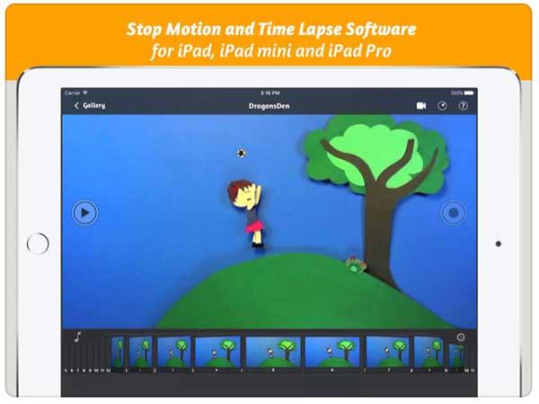 iStopMotion for iPad