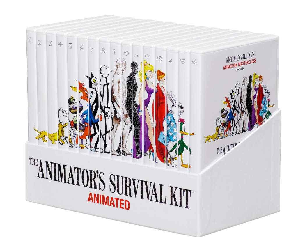 Richard Williams Legacy, The Animators Survival Kit